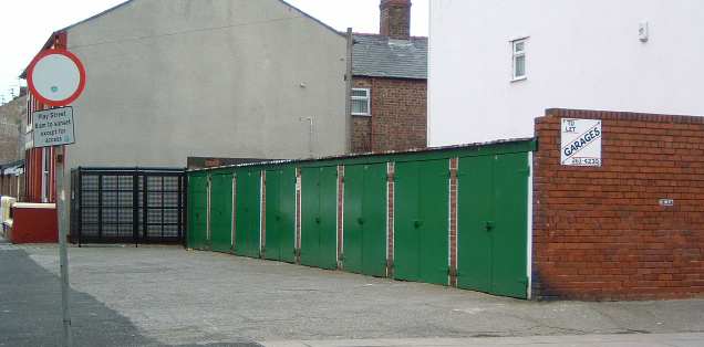 Lock Up Garages Ltd